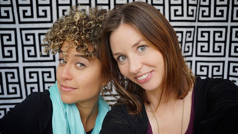 Shaleah + Karina | Seeing Beauty