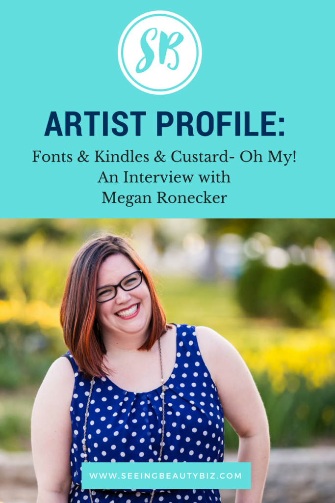 designer megan ronecker interview | Seeing Beauty