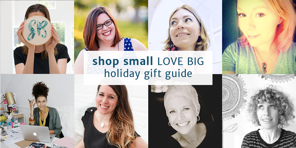 Gift Guide for Creatives: Shop Small, Love Big!
